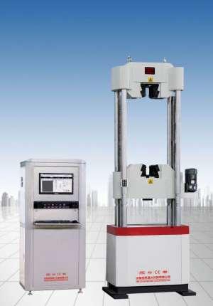 WD-300微机控制钢绞线松弛试验机