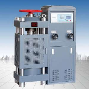 YES-2000数显式压力试验机(手动丝杠)