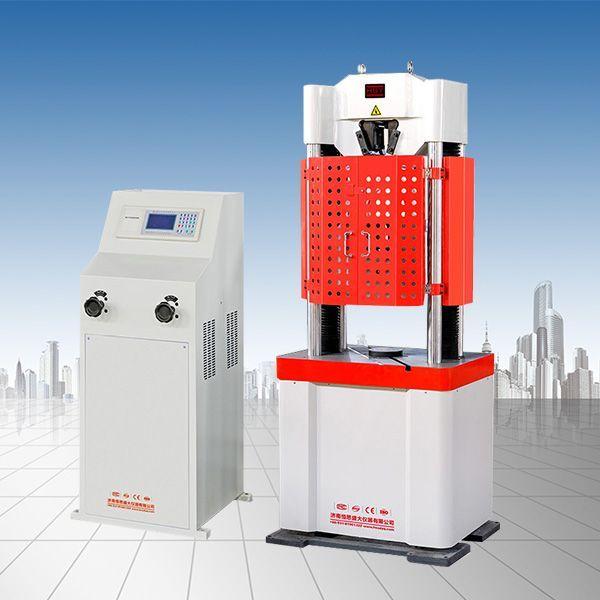 数显式液压万能拉力试验机