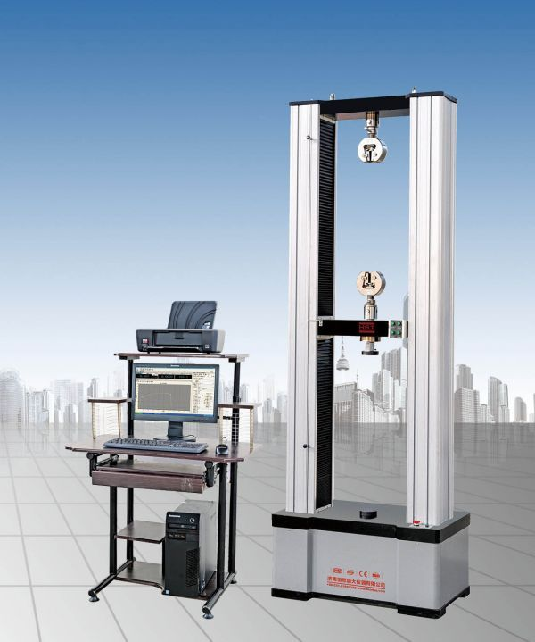 PVC板材拉伸断裂伸长率试验机