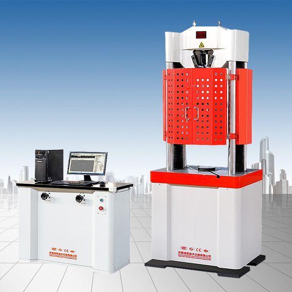 结构钢电液伺服拉伸试验机