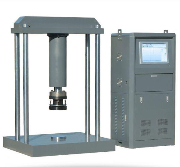 井盖压力试验机,全自动井盖压力试验机
